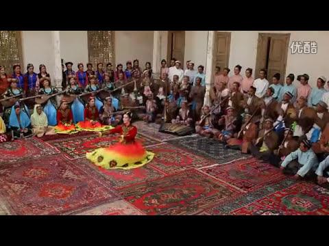 Uyghur folk song - Gulyarxan full album