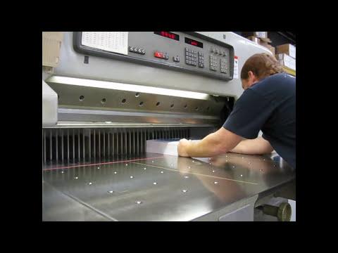 Paper Cutting Machine at Best Price in India