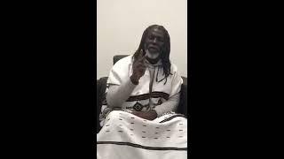 Tiken Jah Fakoly invite la jeunesse à faire barrage au 3em mandat de Alpha Condé