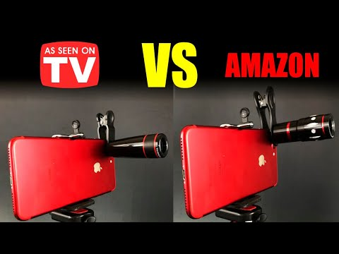 Tac Zoom Review: vs Amazon Best Seller   As Seen on TV