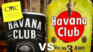 🤑 Havana Club vs. Havana Club: The Rum War with Blind Taste Test / Who Wins?