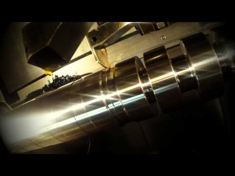 Camshaft Turning with HSMWorks
