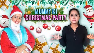Mummy Ki Christmas Party | Merry Christmas 🎅 | Rakhi Lohchab  - Download this Video in MP3, M4A, WEBM, MP4, 3GP