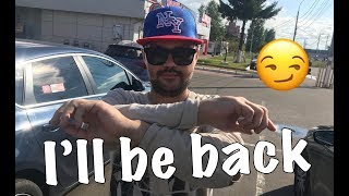 ВЛОГ:I'll be back/ СЛУЧАЙНО УДАЛИЛ ПОЛ РОЛИКА!!!