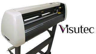 Plotter De Recorte 72cm Software + Pedestal - MVSK800 Da Visutec - Comercial