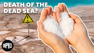 Is the Dead Sea Dying?