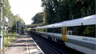 preview picture of video '5X89, Class 466 'Networker' drag at Crayford, 27/08/2011'
