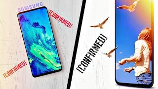 Samsung Galaxy A90 OFFICIAL - Notchless INFINITY!!!