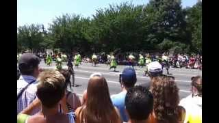 Fourth Of July Parade In Washington, DC; Video 2 Of 3
