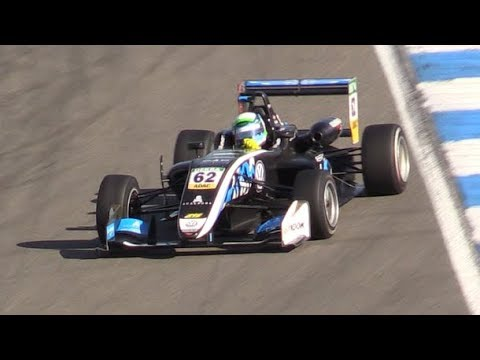 FIA Formula 3 European Championship Hockenheim 2018-The Last Ever Race of This Series