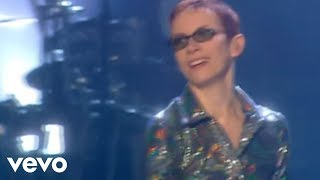 Eurythmics   Sweet Dreams (Are Made Of This) (Peacetour Live)
