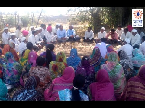 Anpatwadi Village Sets Goal to Plant 21,000 Trees (Marathi)