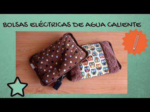 BOLSAS DE AGUA CALIENTE ELÉCTRICAS