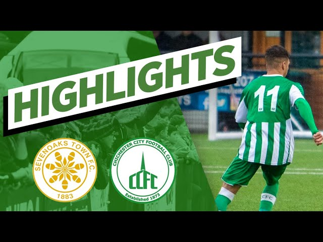 Highlights: Sevenoaks Town 2 Chichester City 2