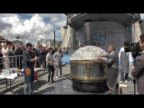 Рустам Минниханов принял участие в приготовлении «большой казанской ухи»