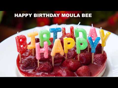 Moula Bee   Cakes Pasteles - Happy Birthday Mp3
