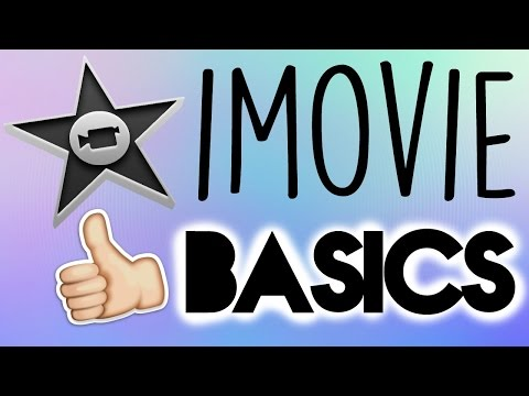 iMovie Basics: Learn to Edit LIKE A PRO!