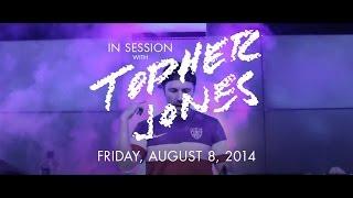 In Session DJ TOPHER JONES at Studio Paris Nightclub
