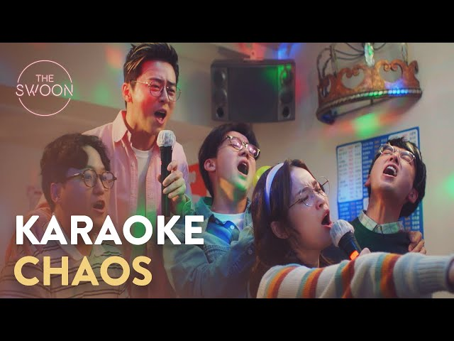 Karaoke night with your BFFs | Hospital Playlist Ep 3 [ENG SUB]