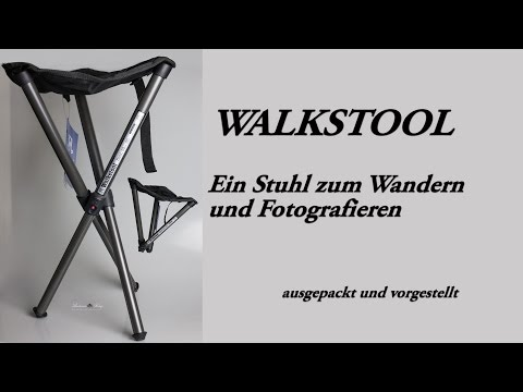 Видео-демонстрация Walkstool