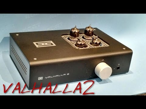 Z Review - Valhalla 2 (A Schiity Tube Amp) - Z Reviews
