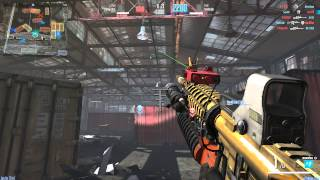 Combat Arms line of sight Gameplay Closed Beta