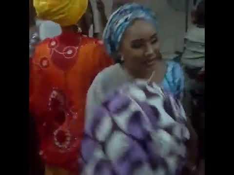 Fati Muh'd Na Rawar Wakan Sangaya Hausa Songs : Hausa Films