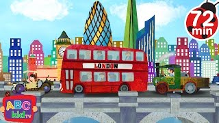 London Bridge is Falling Down (2D) | +More Nursery Rhymes & Kids Songs - Cocomelon (ABCkidTV)