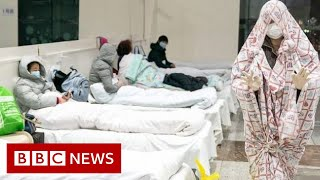 Coronavirus: Senior Chinese officials &39removed&39 as death toll rises-