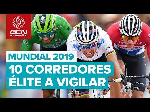 10 corredores de elite a vigilar en el Mundial de Ciclismo 2019