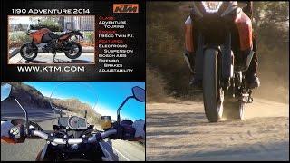 Greg's Garage: KTM 1190 Adventure Ride! - Ep #37 - Seg 1