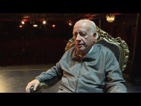 Juan Echanove protagoniza 'La fiesta del Chivo' en el Teatro Villamarta