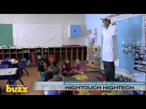 Fun Science Video - North Hollywood Buzz TV News Feature