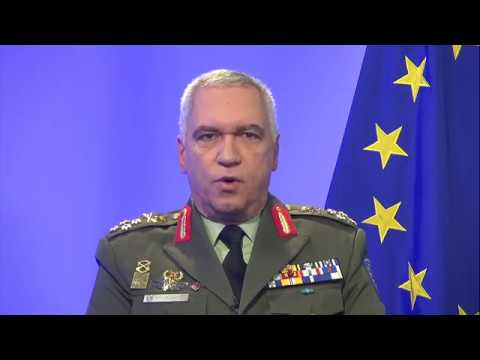 Video Message from Gen. KOSTARAKOS, Chairman EUMC