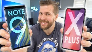 Galaxy Note 9 vs iPhone X Plus (2018) - Which Phone Will Be Better?