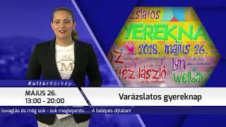 TV Budakalász / Kultúrkörkép / 2018.05.24.
