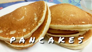 pancake recipe no baking powder no milk