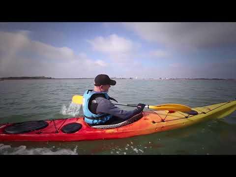 Balade en kayak de mer, stand up paddle ou pirogue en Baie de Sallenelles