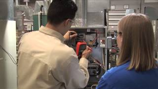Elgin Community College Heating, Ventilation, Air Conditioning & Refrigeration Program