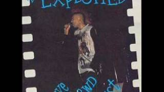 The Exploited -15- Daily News (Live Lewd Lust 1987)