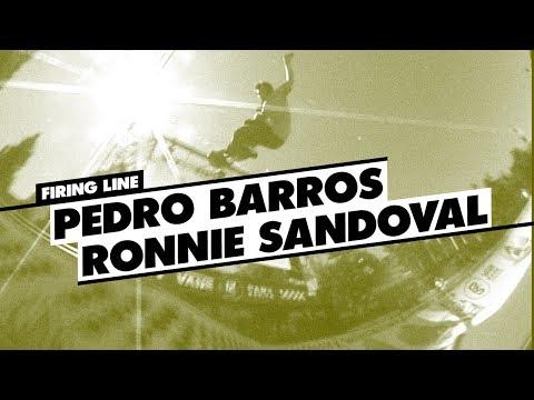 Firing Line: Pedro Barros and Ronnie Sandoval