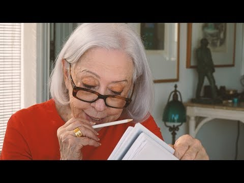 Fernanda Montenegro lê trecho de Prólogo, ato, epílogo