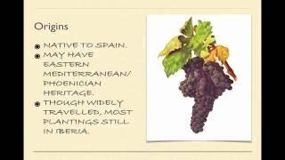 Winecast: Tempranillo