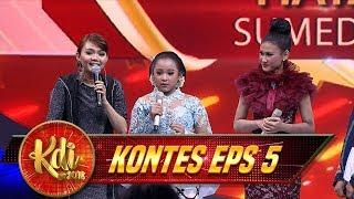 MANTAAAP! Niken Nyapa Pakai Bahasane Jowo - Kontes KDI Eps 5 (10/8)