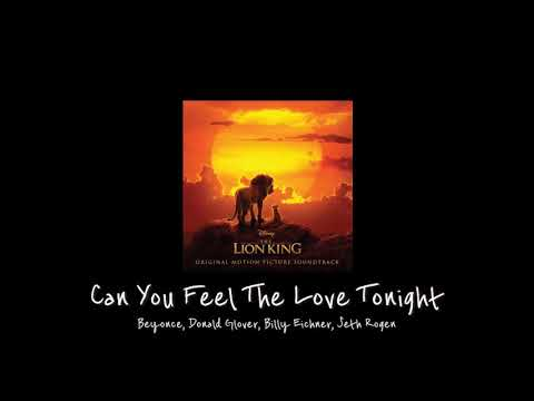 [EN/한국어] Beyonce, Donald Glover, Billy Eichner, Seth Rogen - Can you feel the love tonight 가사해석