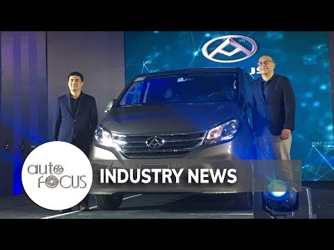Maxus Now In The Philippines, Launches Flagship Model | Industry News