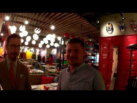 """""""Китайские новости"""" на Новом Арбате! Открыт новый ресторан сети на Новом Арбате 17"""