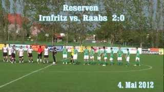 preview picture of video 'Irnfritz vs. Raabs 0:0'