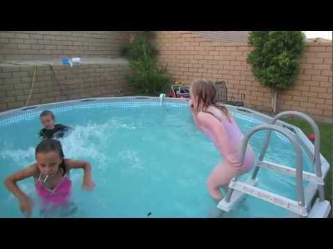 Young girl family nudist
