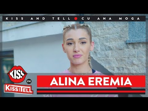 Alina Eremia – Kiss and tell Video
